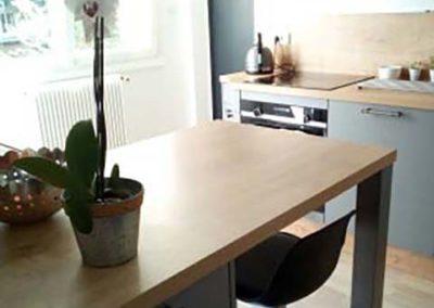 La cuisine d'Anita L. à Nantes