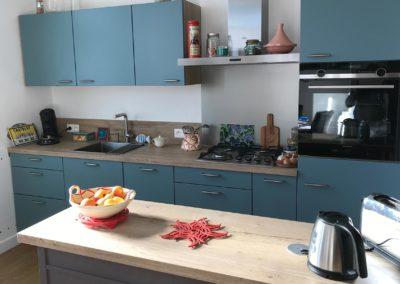 La cuisine de Anne D. à Saint Sébastien sur Loire