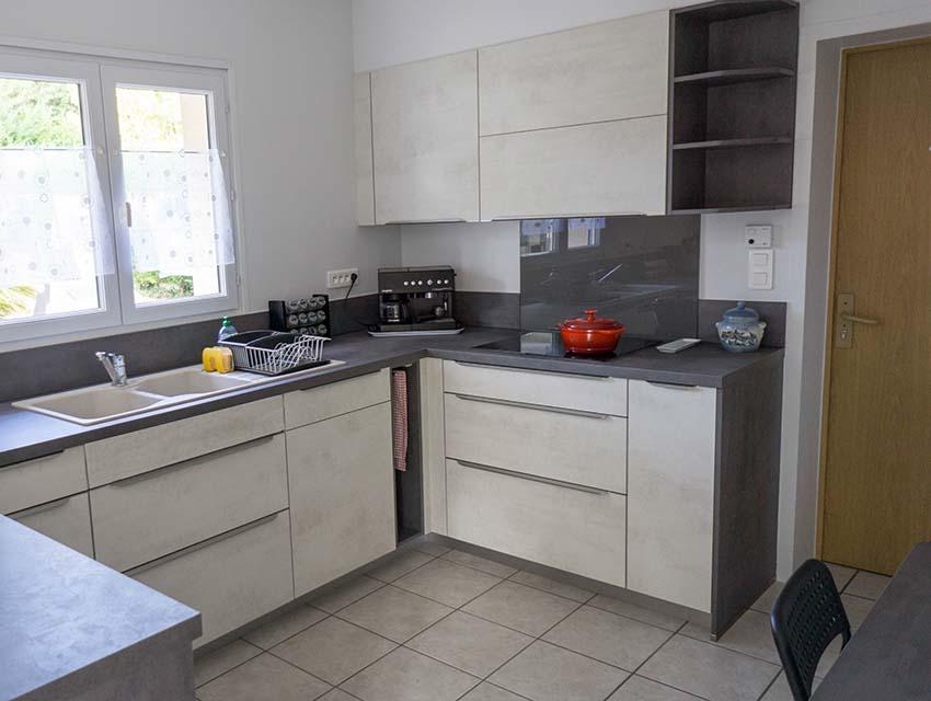 Une nouvelle cuisine pour Gilles et Christine B. à Nantes